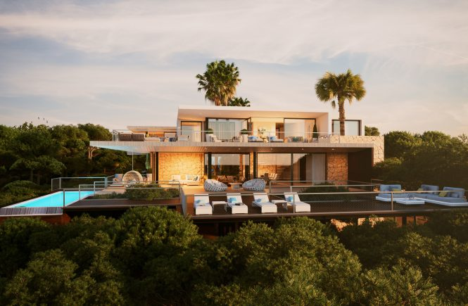 Luxury Villa Modern Sotogrande G Zone