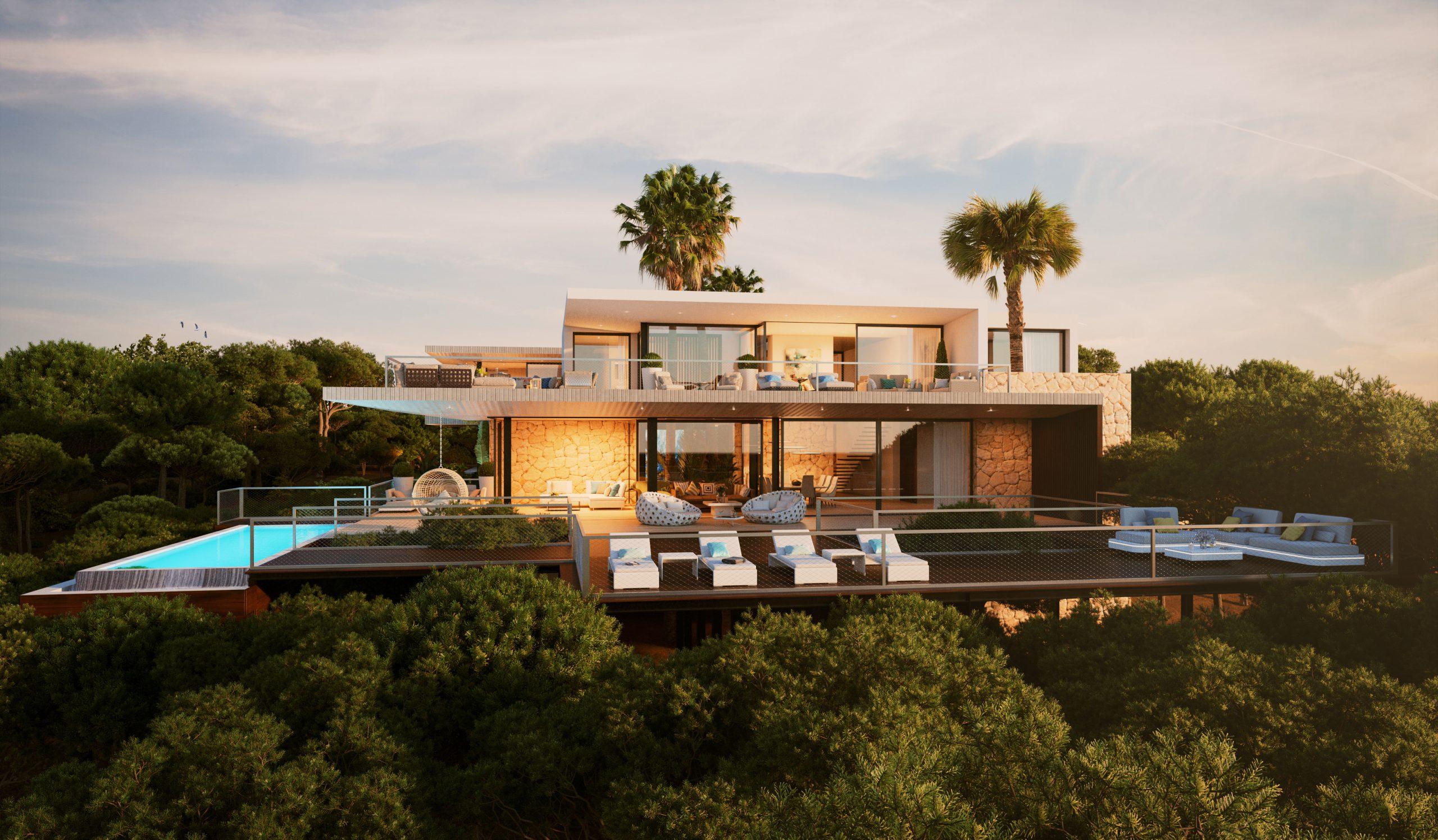 Luxe villa moderne Sotogrande G Zone
